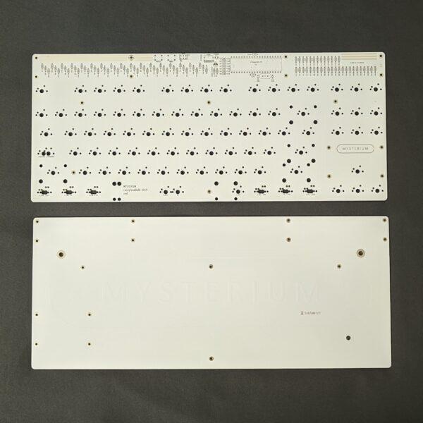 Mysterium Through-Hole Kit White PCB+Plate