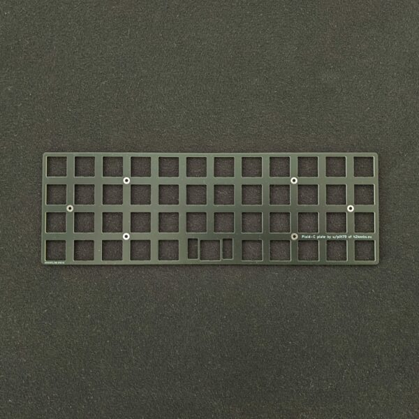 Plaid-C Switch Plate (MIT)