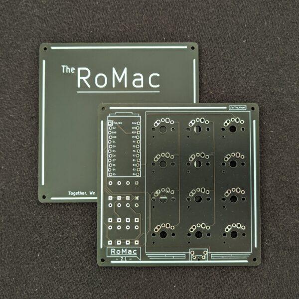 RoMac Black