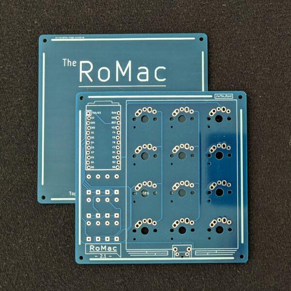RoMac Blue