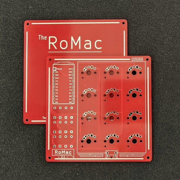 RoMac Red