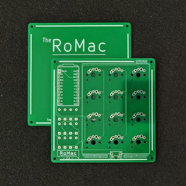 RoMac Green