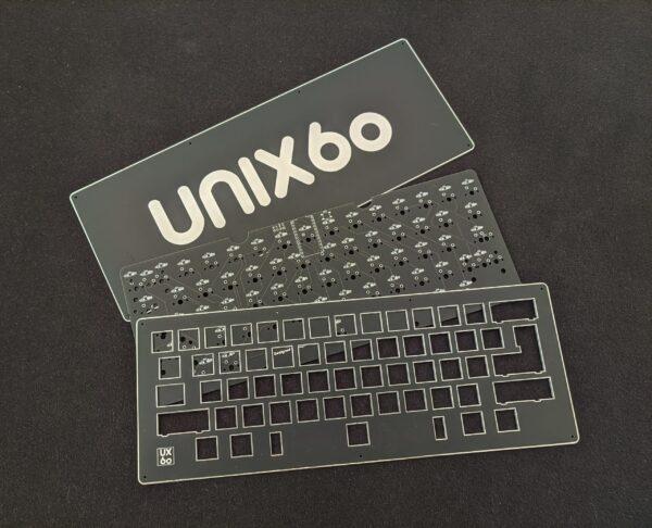 Unix60 Black 3/4