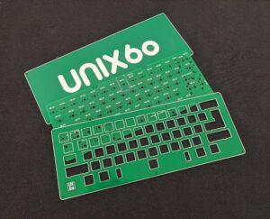 Unix60 Green 3/4