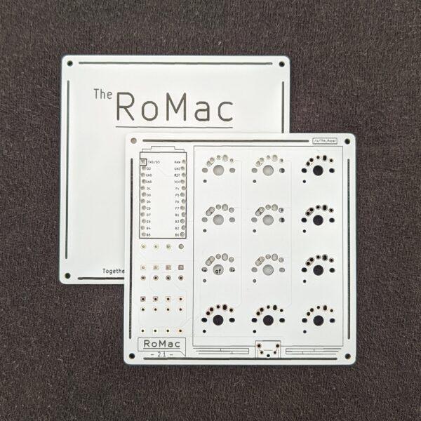 RoMac White
