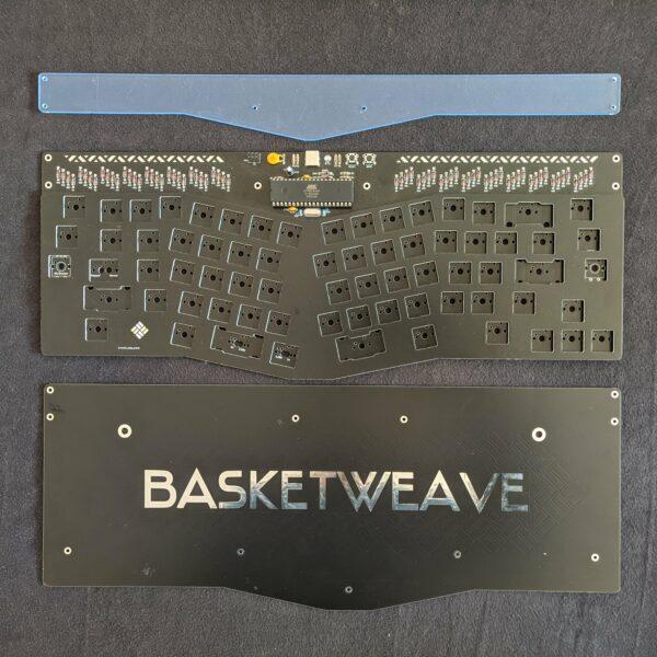 Basketweave-S Black Rev1.7