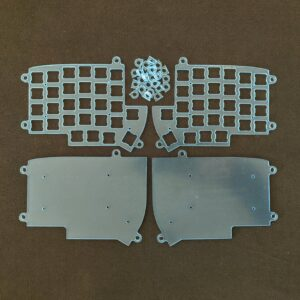Lily58 Acrylic Tenting Plates