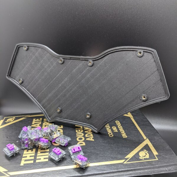 Zaphod 3D-printed Case