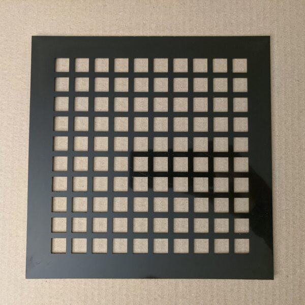 Grid 10x10 Plate