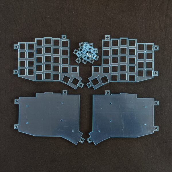 Sofle V2 Tenting Plates